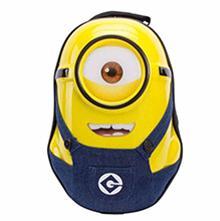小黄人 儿童3D硬壳背包