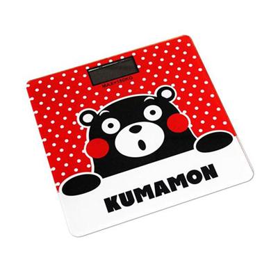 酷MA萌 熊本熊电子体重秤